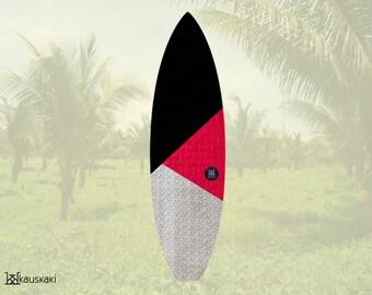 Triazine Trickster   Surfboard Sock   Tropics
