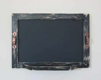 20 x 14 Chalkboard Rustic Chalkboard  Painted Chalkboard  Framed Chalkboard  Kitchen Chalkboard  Wedding Chalkboard  Homemade Chalkboard
