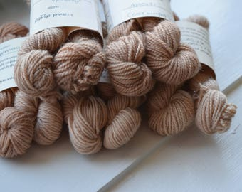 Naturally Dyed Miniskeins