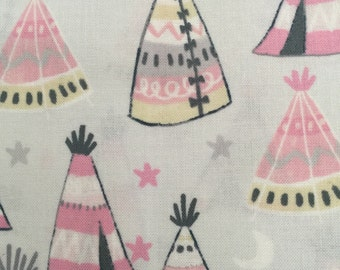 TeePee Fabric from Timeless Treasures