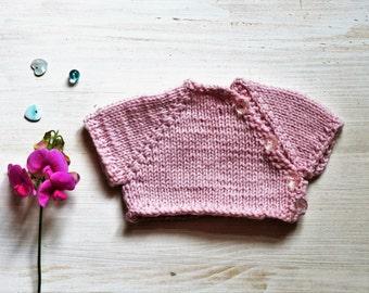Knitting pattern * Schlüttli * for 30-45 cm dolls * german