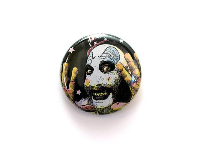 Captain Spaulding 1 inch Button