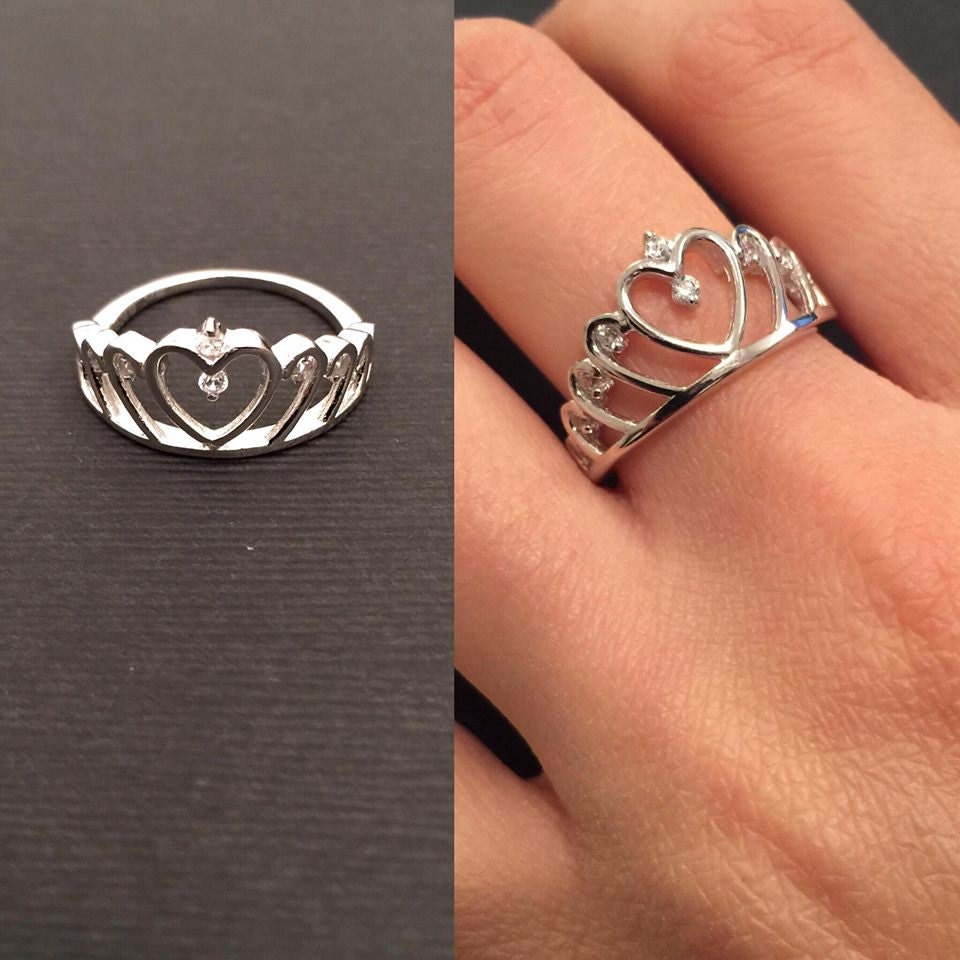 attachment ring ideas rings princess gold rose