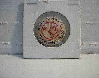 Reddy Kilowatt button