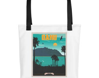 Oahu Hawaii | Tote bag