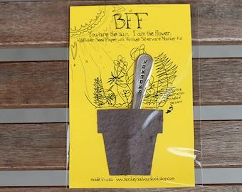 BFF Blume/Marker Kit (E0497)