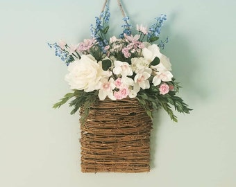 French Cottage Basket