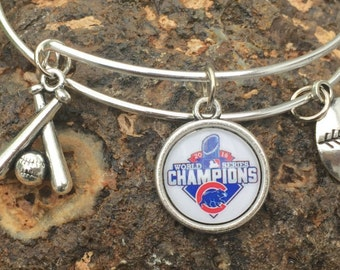 Chicago Cubs Championship Bangle