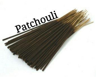 Incense Sticks | Patchouli | 30 Incense Sticks | Incense Bundle