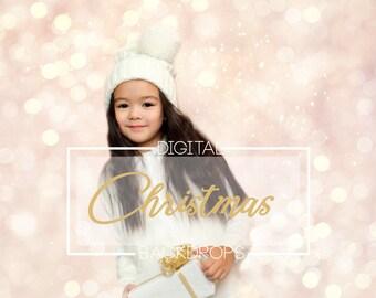 20 Christmas digital backdrops