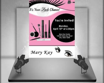 Mary Kay Flyer - Template