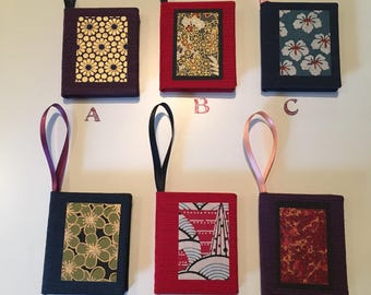 Bookaments/Full Cloth & Paper/Book Ornaments
