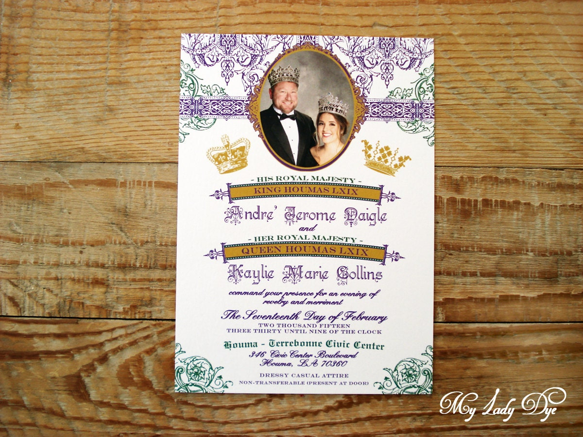 25 regal scrolls and royal crowns party invitations new zoom monicamarmolfo Choice Image