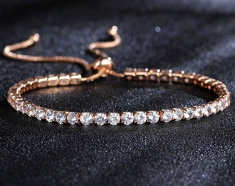 Gold , Silver , Rose gold bracelet. One of a kind to charm your wrists