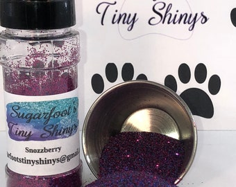 Glitter-Snozzberry (polyester glitter, plastic glitter, glitter, embellishments, crafts, scrapbooking, tumblers, nail art)