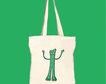 Gumby tote