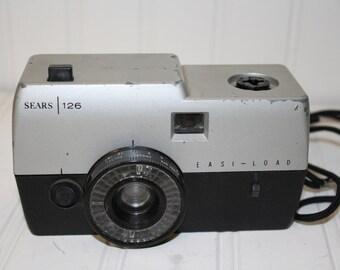 Vintage Sears Easi Load camera