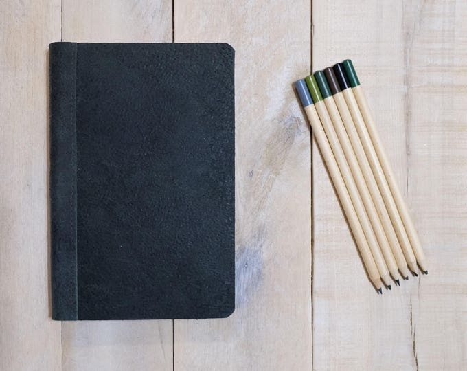 Distressed Rustic Leather Journal