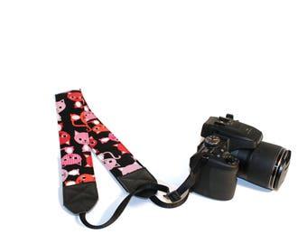 DSLR Camera Strap, Cats Camera Strap, DSLR Strap