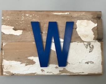 "Chicago ""W"" Flag"