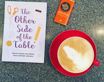 The Other Side Of The Table Craft Fair Zine