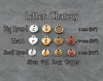 Add a Letter Charm - CharmsonThings