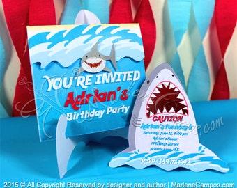 Shark invites Etsy