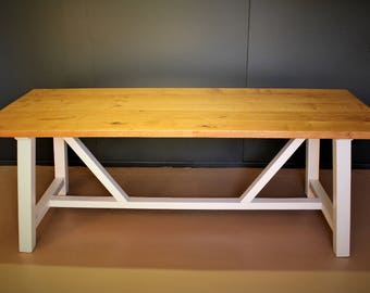 Goddad dining table.