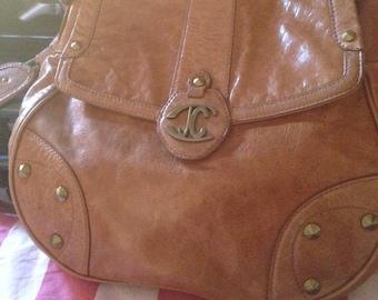 Just Cavalli leather bag