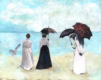 Sea Breeze - Print