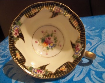 castle china orphan tea cup occupied japan