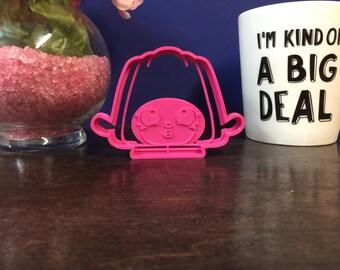 Wobbles - Cookie / Fondant Cutter - Shopkins - 3D Printed