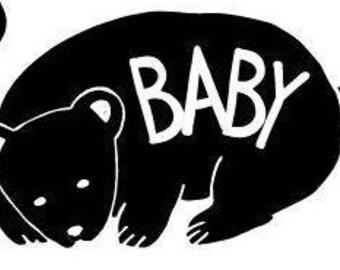 Long Sleeve -Sister Bear, Baby Bear, Brother Bear