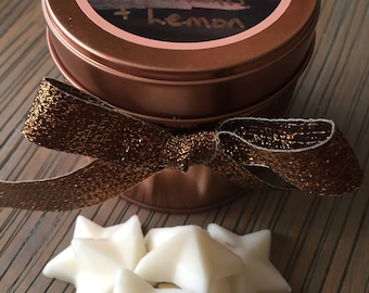 Soy wax scented candle- Essential oils