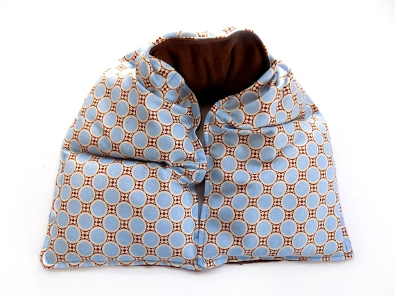 hot cold therapy pack, rice heating pad, cold therapy, spa neck wrap, flax seed, aromatherapy