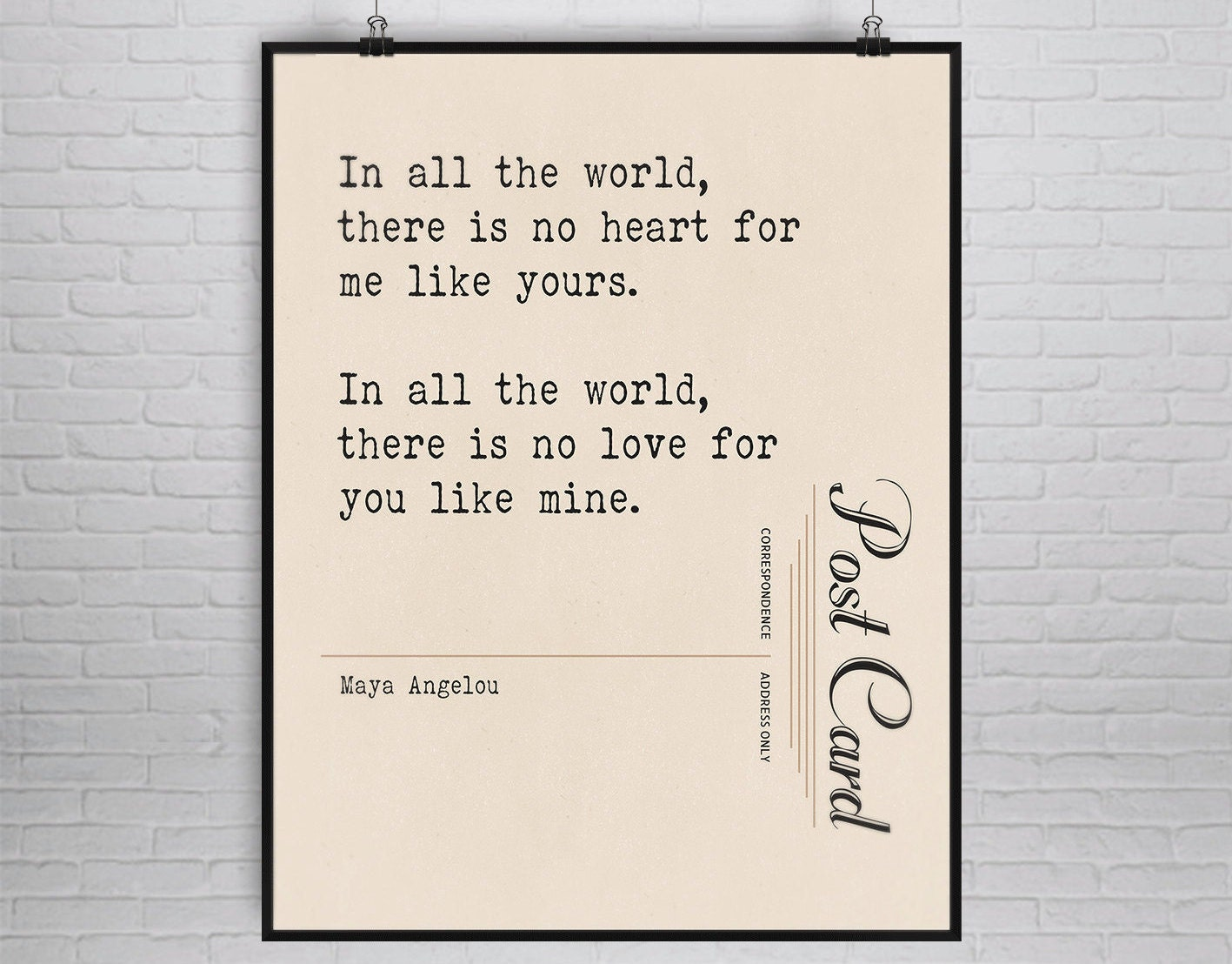 Love Quotes Maya Angelou Maya Angelou Quote Print Literary Art Print Love Quote