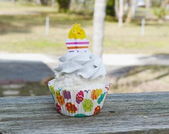 Easter Cupcake (fake)