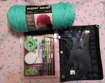 Crochet Starter Kit