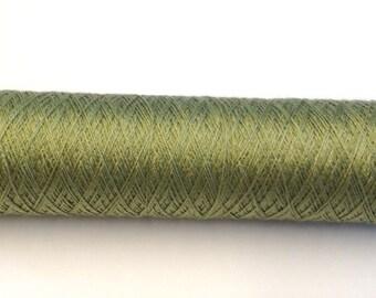 Tudor Style Silk Thread for Renaissance/Elizabethan Reenactment - Light Green