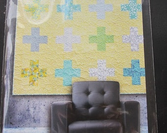Zen Chic - Positive Connection Quilt Pattern