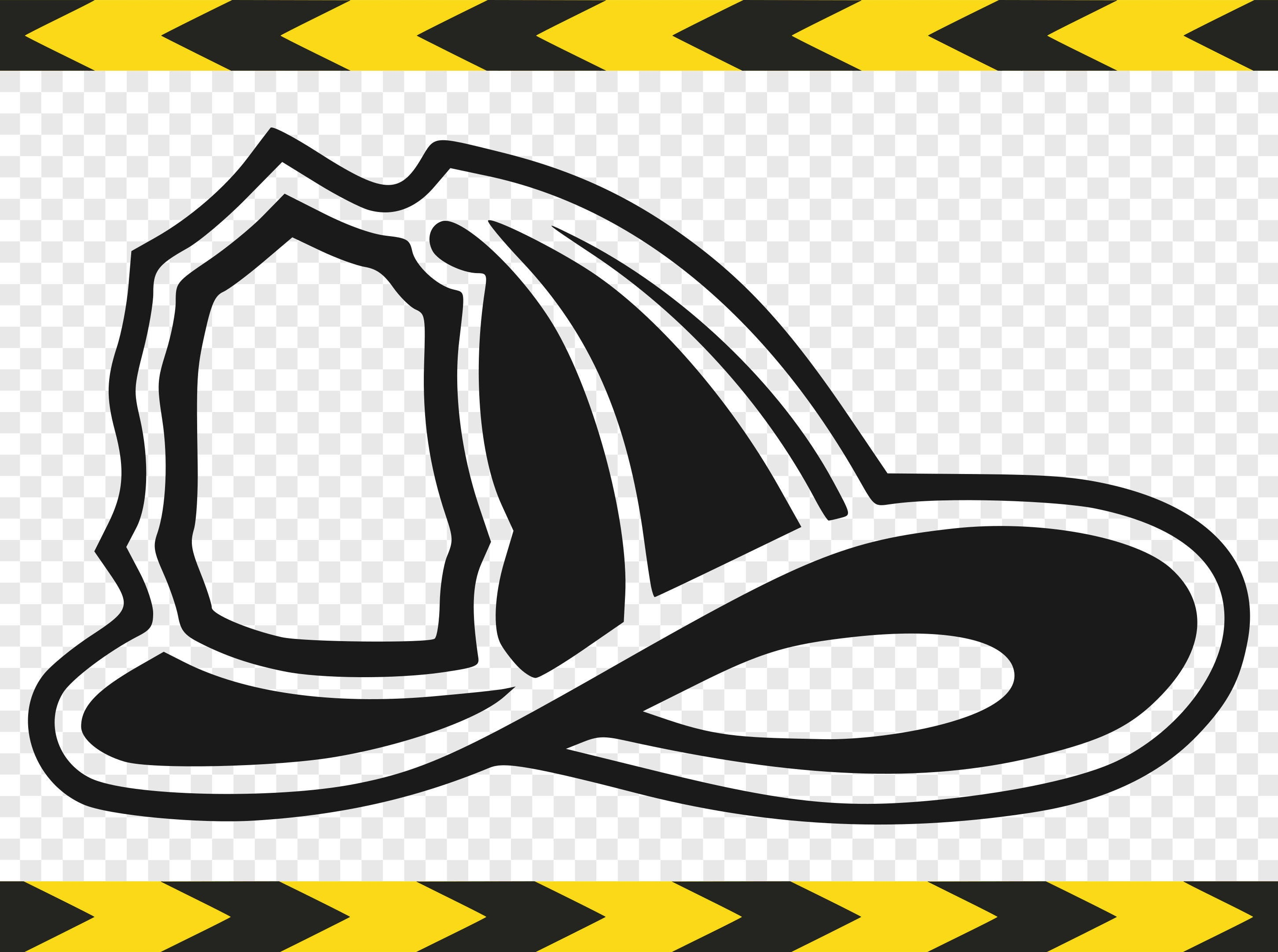 Firefighter hat fireman helmet svg clipart decal commercial zoom buycottarizona Choice Image