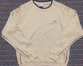 Rare!!!..nike sweatshirt nice condition..size large