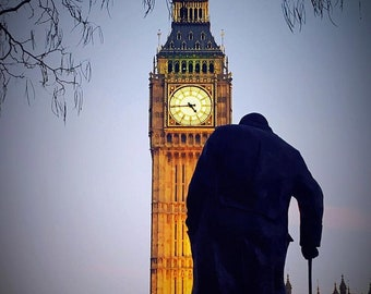 Big Ben & Winston Churchill