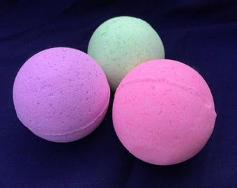 100 Bath Bombs, Free Shipping, Bulk bath bomb, wholesale bath bomb, Bath fizzies, Bridal shower gift, Party Favors