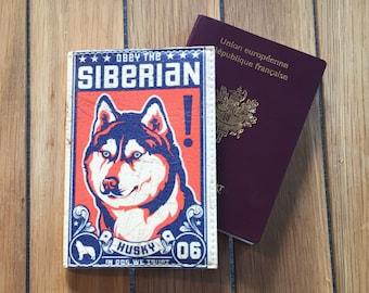 Holster leather - Siberian Passport
