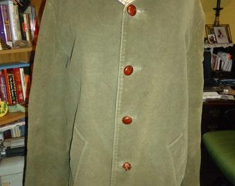 """Vintage Wool """"Buffercoat"""""""