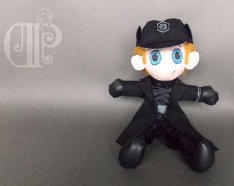 General Hux Star Wars The Force Awakens Plush Doll Plushie Toy