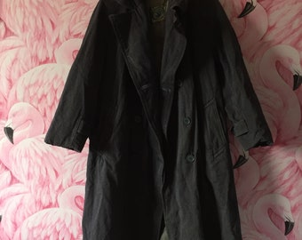 Genuine 1950s Raincoat