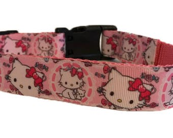 Hello Kitty Collar