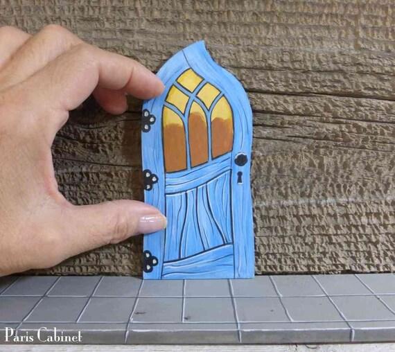 Items Similar To Crooked Fairy Door Tooth Fairy Door